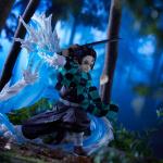 Demon Slayer: Kimetsu no Yaiba Tanjiro Kamado Statue Custom Figure Manufacturer 86fashion