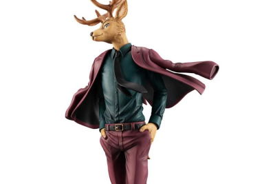 Beastars Louis (Shishigumi) Figure Custom PVC Figure manufacturer 86fashion