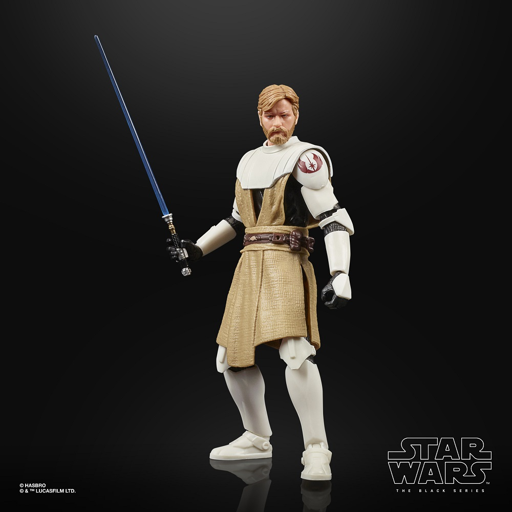 Clone Wars Black series