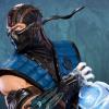 Mortal Kombat Figurine Statue, Custom PVC Statue