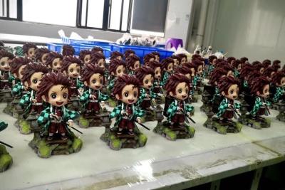 86fashion custom pvc manufacturer tanjiro kamado figure