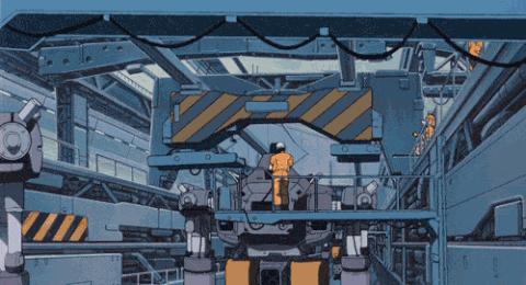 Anime Factory GIF