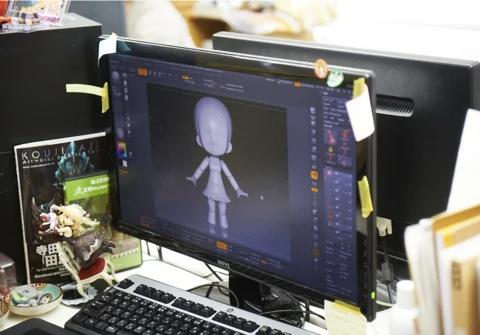 Kotobukiya Digital Prototype Example