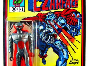 Czarface Action Figure, Designer Toys, 86fashion Custiomized Designer Toys