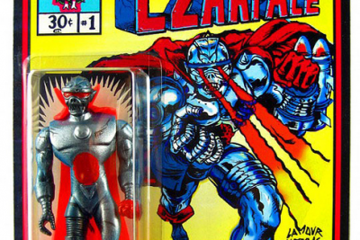 Czarface Action Figure, Designer Toys, 86fashion Custiomized Designer Toys