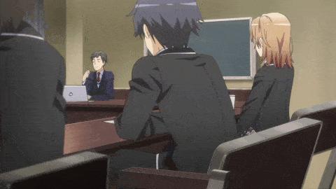 Anime Meeting GIF