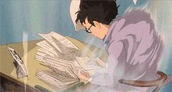 Anime figure Research GIF