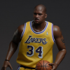 Shaquille O'Neal Action Figure Manufacturing