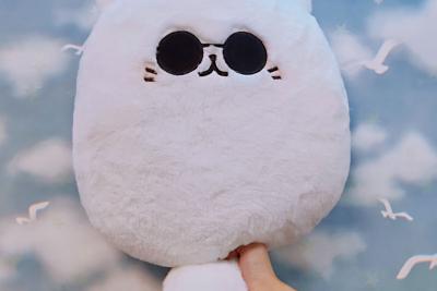 Gojo Satoru Cat Plush