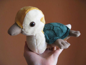 Turtleduck Plush