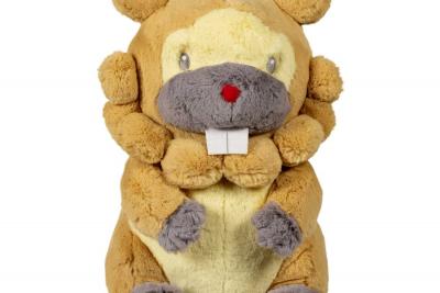 Bidoof Plush Custom Plush Toys Manufacturer
