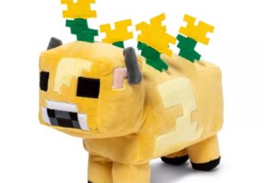 Minecraft Moobloom Plush - 86fashion Custom Plush