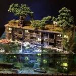 Miniature Landscape of