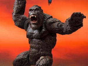 King Kong action figure 86fashion