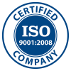 iso certified company 86fashion