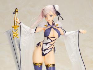 Fate/Grand Order Berserker Miyamoto Musashi 1/7 Scale Figure 86fashion custom anime figure