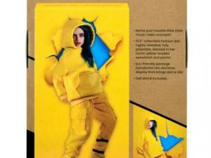 Billie Eilish Figure Bad Guy 86fashion designer toys