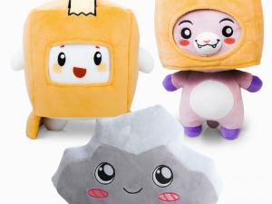LankyBox Plush Toys Merch, 86fashion Custom Plushies Maker