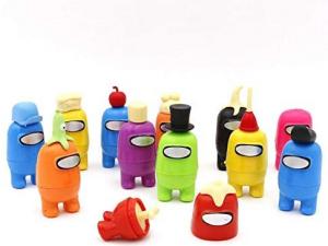 Among Us Customized Toddler Toys