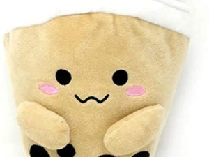 Boba Original Cute Plush Stuffed Toy