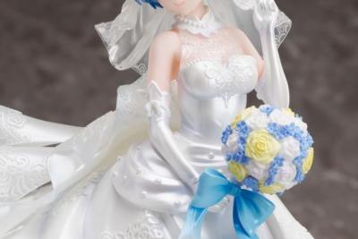 Re:Zero Starting Life in Another World F:Nex Rem (Wedding Dress) 1/7 Scale Figure