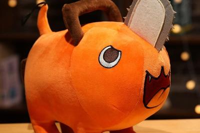Chainsaw Man Pochita Plush Toy, custom plush toy maker