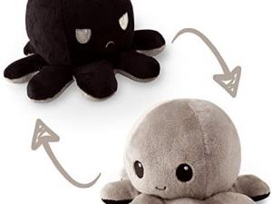 Reverisible Squid Plush Custom Plushies