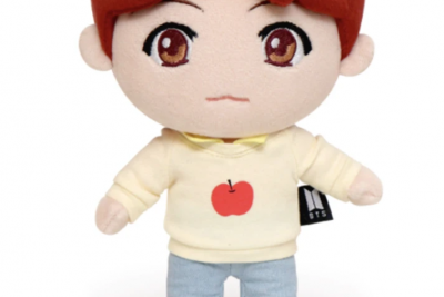 Jungkook Plush Doll Custom Plush Maker