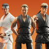 Cobra Kai Custom Action Figures Manufacturer: 86fashion