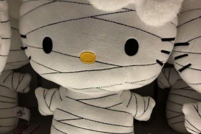 Hello Kitty Mummy Plush - 86fashion Custom Plush Maker